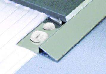 Ramp Profiles Aluminium Brass Stainless And Wood
