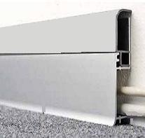 Aluminium Cable Skirting Floor Amp Wall Solutions Carpet