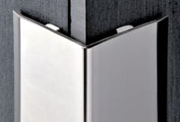 Stainless Steel Corner Guards Retro Fit Floor And Wall