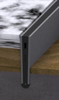 Retro Fit Kwik Strip Floor Amp Wall Solutions Carpet