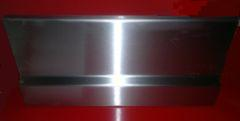 Heavy Duty Stainless Steel Skirting 150mm