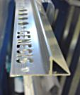 Aluminium Triangular Trims 8mm