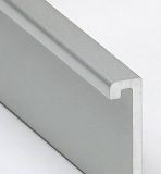Aluminium capping profile