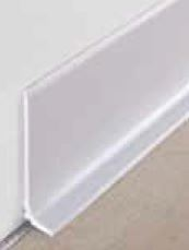 P V C Flexible Sit On Skirting 100 Mm Pvc Flexible