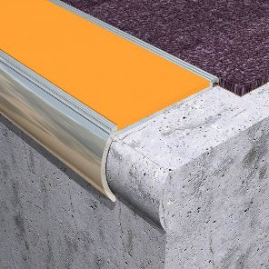 Aluminium Heavy Duty Bullnose Floor Amp Wall Solutions