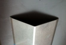 Steelect Stainless Heavy Duty Corner Guards 135 degree
