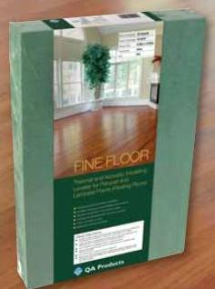 Fine Floor Fibreboard 590 x 850mm 5.5mm thick