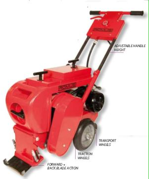 Scirocco Self Propelled Floor Stripper